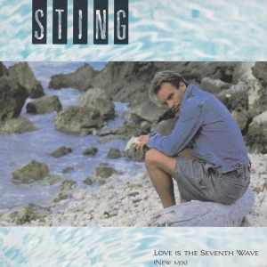 Sting Love Is The Seventh Wave