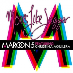 Maroon 5 & Christina Aguilera Moves like jagger
