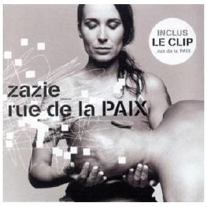 Zazie Rue de la Paix