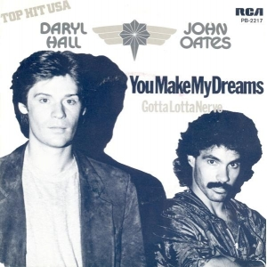 Daryl Hall & John Oates You Make My Dreams