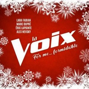 Lara Fabian , Marc Dupré , Eric Lapointe et Alex Nevsky For Me...formidable