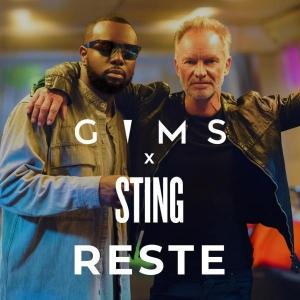 GIMS en duo avec Sting Reste