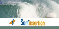 Benoit Rambeau de l' association Surf insertion. radio bassin arcachon